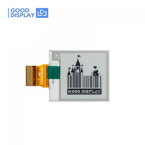 Promotion!!! 1.54 inch 152x152 spi-interface 4 Grayscale eink display partial refresh(5 pieces)