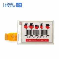 2.7 inch Three colors red e paper display e-ink screen panel