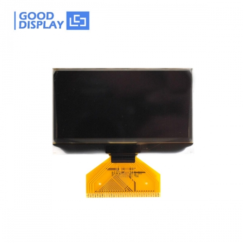 2.4 inch green 128x64 dots OLED display GDOE0240G