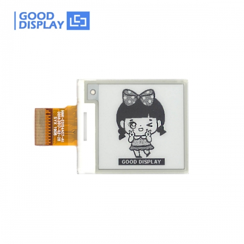 1.54 inch small eink display for support partial update E-paper screen module GDEH0154D67