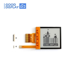 1.54 inch small e-ink display with frontlight 4 Grayscale display panel buy GDEW0154T8FL