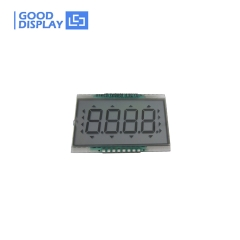 4 digits LCD Panel display module GDC130/GDC04824