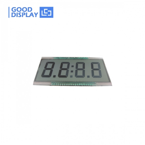 4 digit LCD display, EDS816, ultra wide temperature, 5V, -30℃