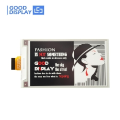 3.71 inch color e-ink display red e-paper screen module GDEH037Z01