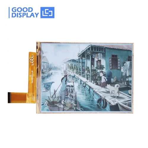 10.1 inch large color epaper display 2232x1680 ebook full electronic paper eink display, GDEW101C01